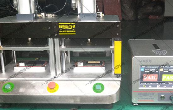 电子元器件气密性检测设备