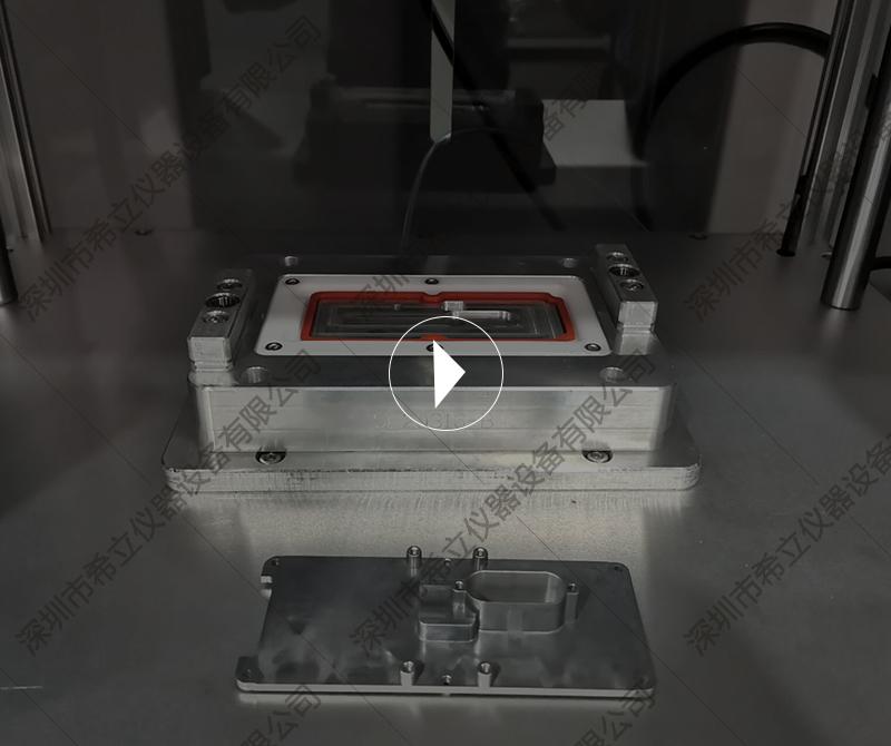 压铸件气密性检测,铸件气密性检漏